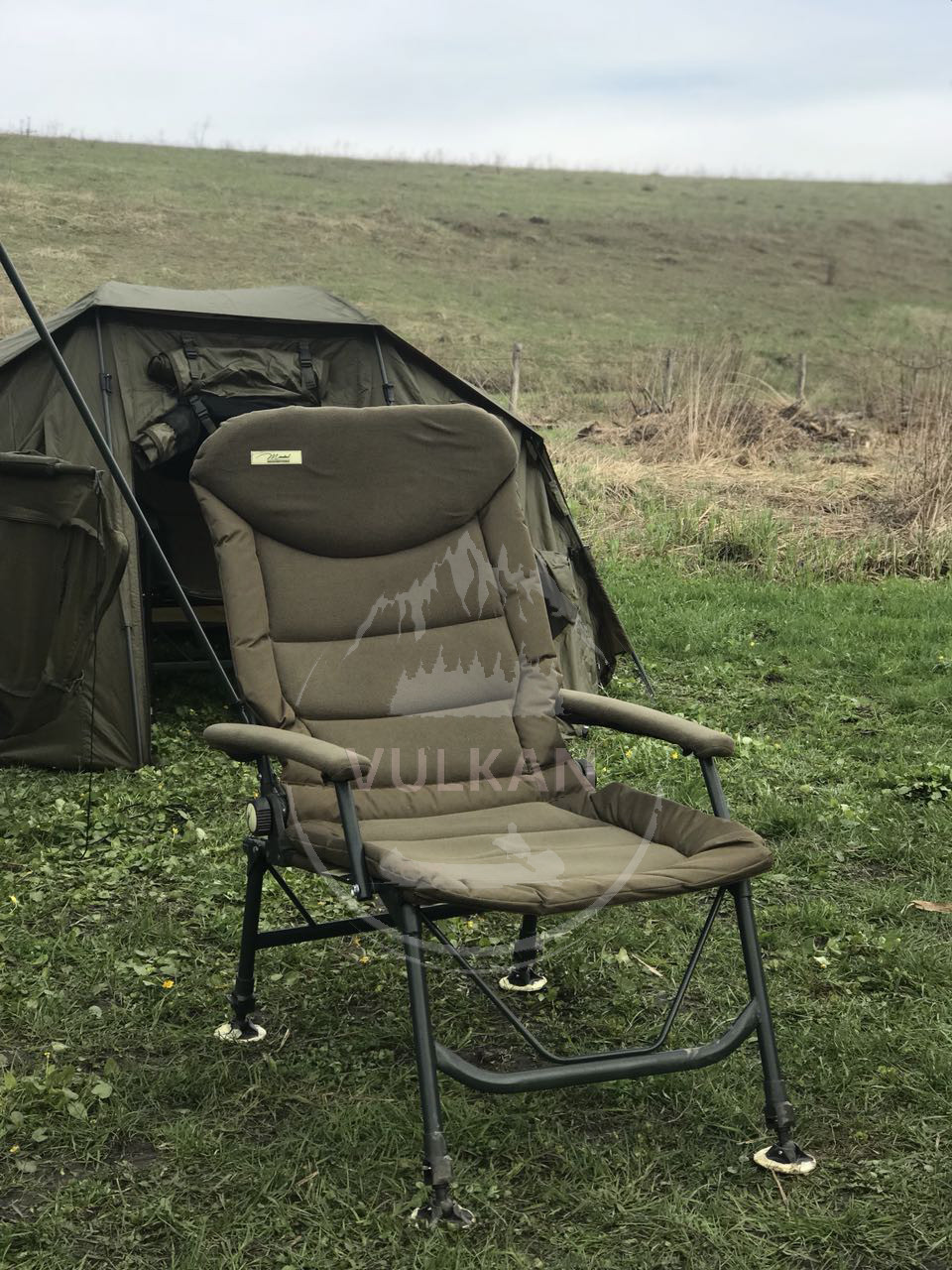 Кресло для рыбалки Carp Zoom (Карп Зум) Marshal VIP Chair (CZ0121)