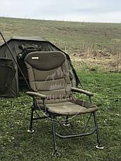 Кресло для рыбалки Carp Zoom (Карп Зум) Marshal VIP Chair (CZ0121), фото 2