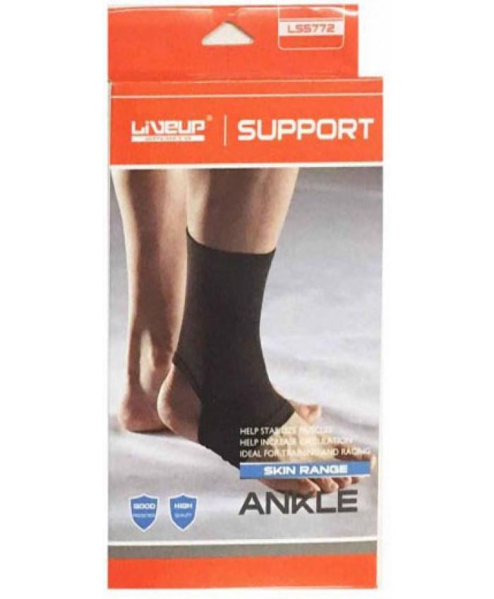 Фиксатор лодыжки LiveUp ANKLE SUPPORT, LS5772-LXL