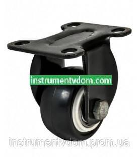 Колесо В08-02-050-402В с неповоротным кронштейном (диаметр 50 мм)
