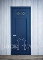 Дизайнерские двери Лофт из массива ясеня Киев