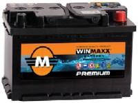 "Аккумулятор WinMaxx, Kamina с планкой (50Ач, 400A, ""+"" справа)"