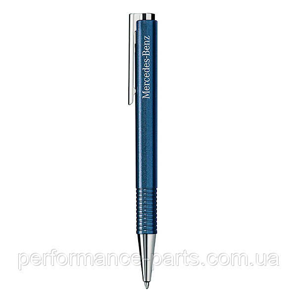 Шариковая ручка Mercedes-Benz Ballpoint Pen, Lamy, Вenim Blue / Silver B66953419