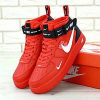 Nike Air Force 1 TM Red (реплика)