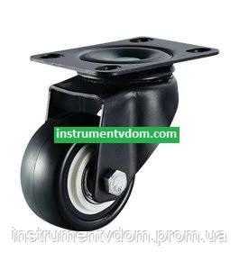 Колесо В08-01-040-402В с поворотным кронштейном (диаметр 40 мм)