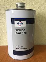 Синтетическое масло Fuchs Reniso PAG 100 1л (для R134a)