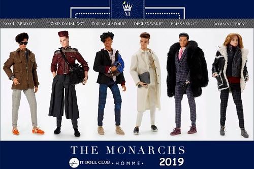 Integrity Dolls The MONARCHS 2019