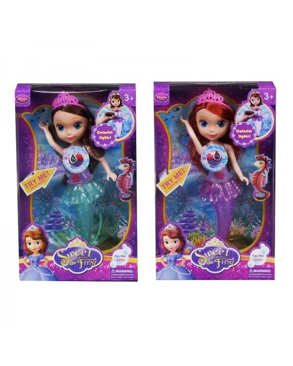 """Кукла """"Sofia-русалка"""" 811A"""
