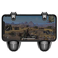Игровой контроллер Baseus для смартфона Grenade handle for games, Black (ACSLCJ-01), фото 1