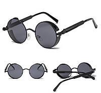 Металлические круглые ретро очки для женщин и мужчин Molniya