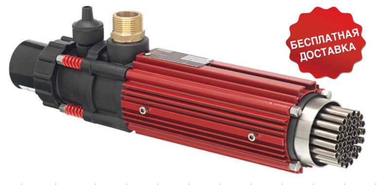 Теплообменник титановый Elecro 49 kw G2 HE 49T
