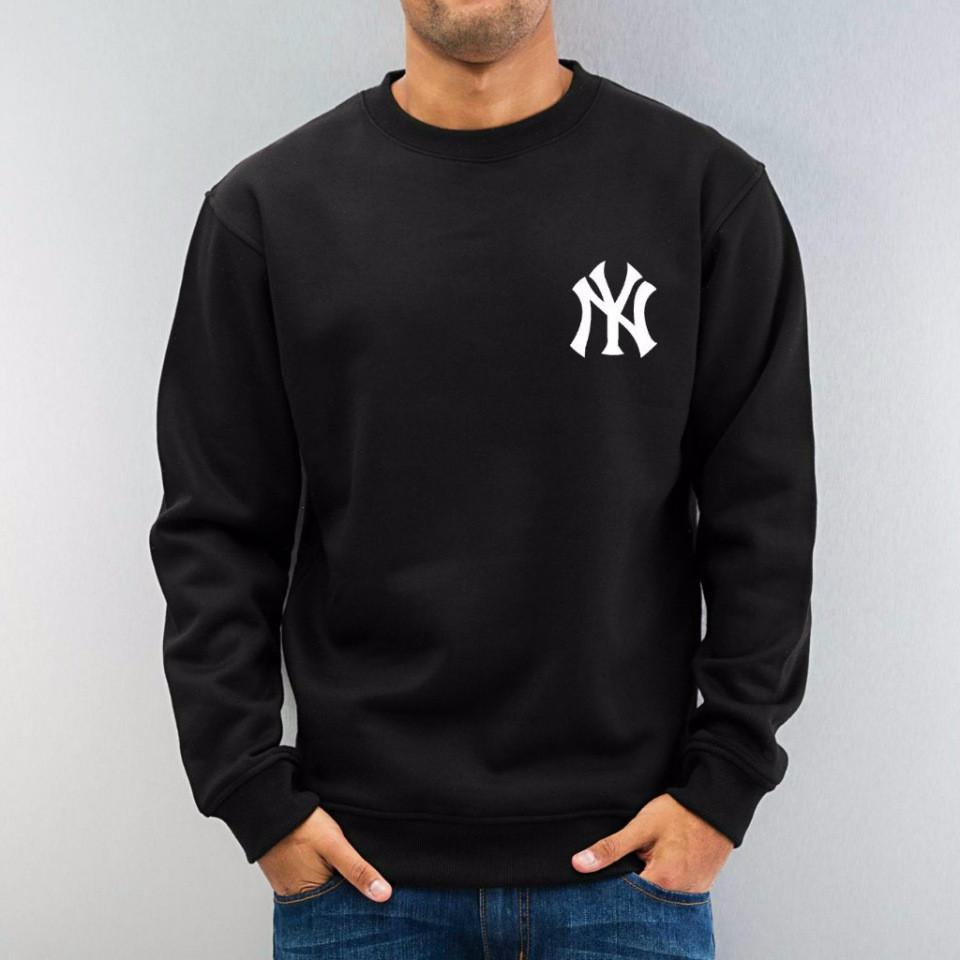 Мужской спортивный свитшот NY, черная