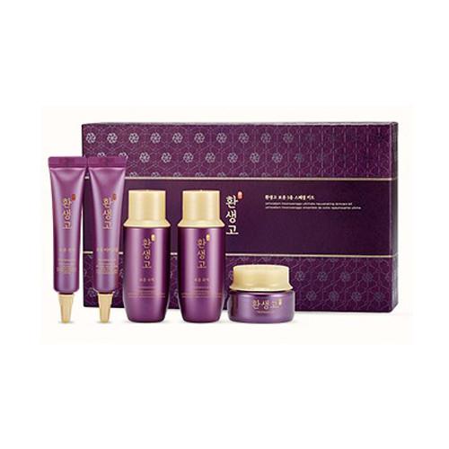 The Face Shop Yehwadam Hwansaenggo Ultimate Rejuvenating Skincare Kit Набор антивозрастных средств