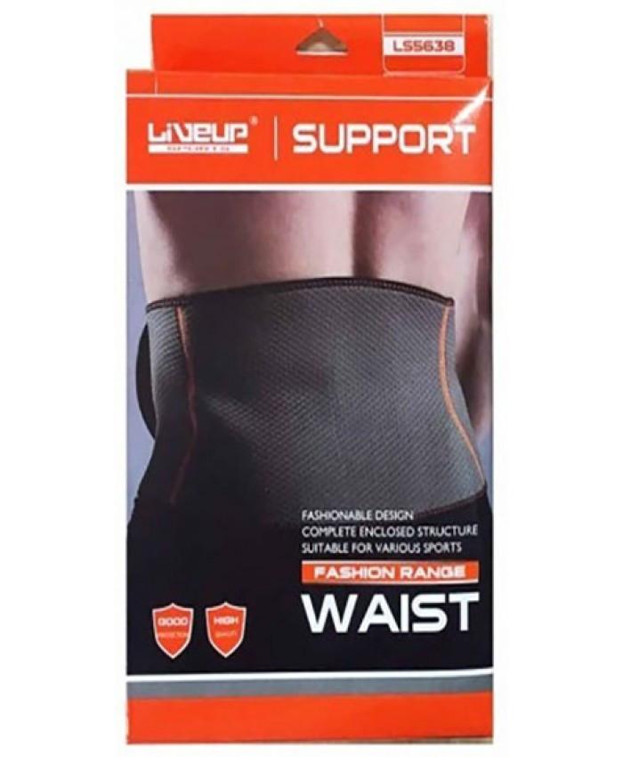 Фиксатор поясницы LiveUp WAIST SUPPORT, LS5638