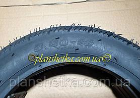 Резина на скутер 3.00-10 бескамерная шоссейная, фото 3