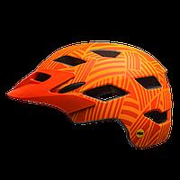 Велошлем подростковый Bell Sidetrack Youth Tang/оранж., Uni (50-57) (GT)