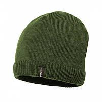 Водонепроницаемая шапка Dexshell DH372-OG, оливково-зеленая