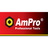 Набор ключей рожковых 6 предметов 6-17 мм AmPro NTK006 6-17 (Тайвань), фото 2