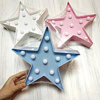 Светильник ночник Звезда, фото 1