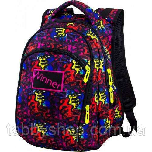 Рюкзак школьный подростковый Winner Stile 318