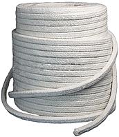 Термошнур керамический плетеный для котла (25мм) квадратный, армированный , фото 1