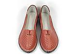 Женские мокасины Allshoes 77937-11 CORALL 36 23,5 см, фото 2