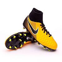 Бутсы футбольные дет. Nike Magista Onda II DF FG Junior (арт. 917776-801), фото 1