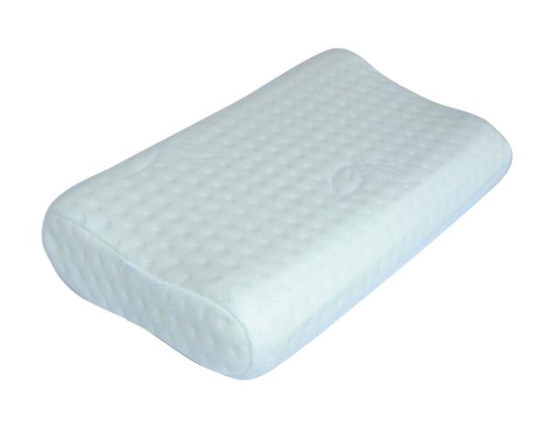 Подушка ортопедическая с эффектом памяти для детей
