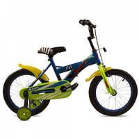 """Велосипед Premier Sport 16"""" blue"""
