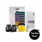 Pod система Eleaf iWu 15W Pod 700mAh Starter Kit Dazzling Yellow Оригинал. Вейп., фото 3