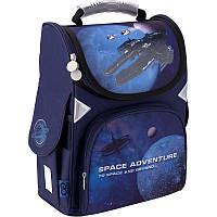 Рюкзак школьный каркасный Gopack GO19-5001S-12, фото 1