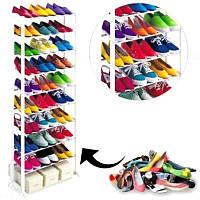 Органайзер шкаф подставка этажерка для обуви на 30 пар Amazing shoe rack