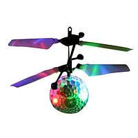 Летающий диско шар Led Whirly Ball