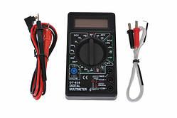 Мультиметр цифровой Digital DT-838