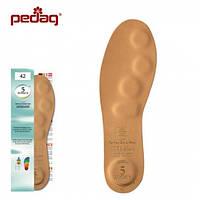 Гигиеническая , массажно-рефлекторная стелька для всех типов закрытой обуви 5 ZONES, арт 125
