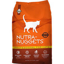 Корм для кошек Nutra Nuggets Professional 7,5 кг