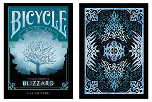 Карты игральные | Bicycle Natural Disaster «Blizzard», фото 3