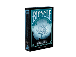 Карты игральные | Bicycle Natural Disaster «Blizzard», фото 2