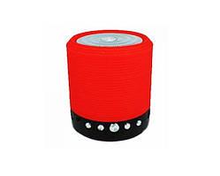Портативная колонка WSTER WS-631 Bluetooth Red