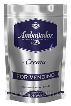 Кава розчинна Ambassador Crema 200 гр.