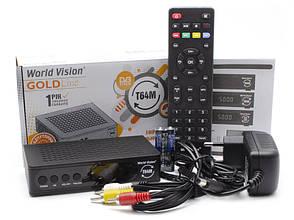 ТВ-ресивер World Vision T64M, фото 3