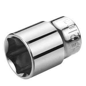 """Головка торцевая 1"""" (6гр.) 55 мм AmPro 70082155 (Тайвань)"""