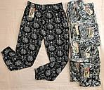 Капри, Лосины женские больших размеров, супер-батал, фото 3