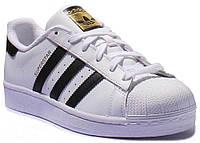 Женские Кроссовки Adidas Superstar W White/black ММ436578