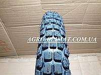 Покрышки на мопед 2.75-17 шипованная c камерой шестислойная