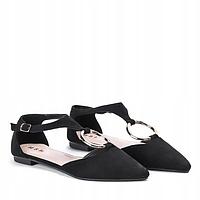 Женские туфли низкий ход, фото 1