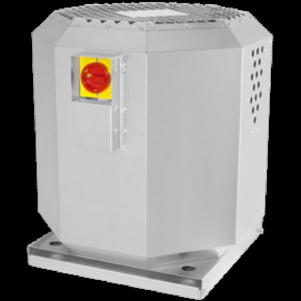 Hewa DVN 315 E2 20 Крышный центробежный вытяжной вентилятор с вертикальным выпуском воздуха