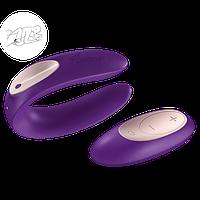 Вибратор для пары с дистанционным управлением, Partner Plus Remote