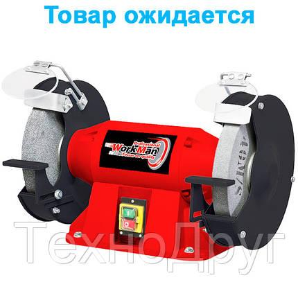 Профессиональное точило 300 мм WorkMan M3030, фото 2