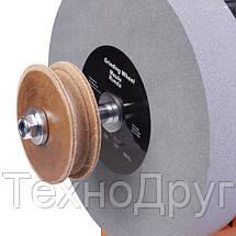 WorkMan 708028. Профилированный кожаный круг для полировальных станков, фото 2